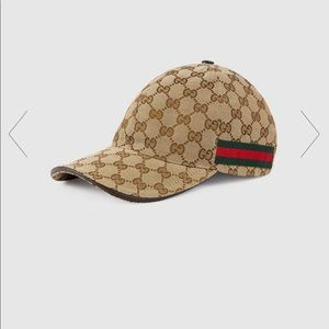 Original gucci baseball cap